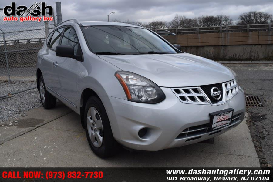 Used 2015 Nissan Rogue Select in Newark, New Jersey | Dash Auto Gallery Inc.. Newark, New Jersey