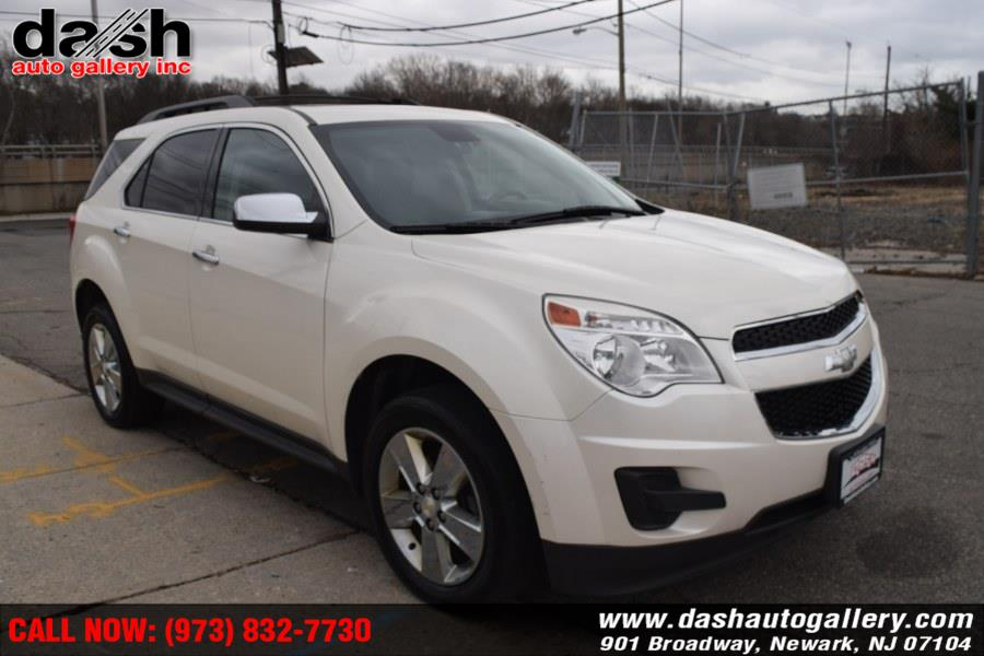 Used Chevrolet Equinox AWD 4dr LT w/1LT 2014 | Dash Auto Gallery Inc.. Newark, New Jersey