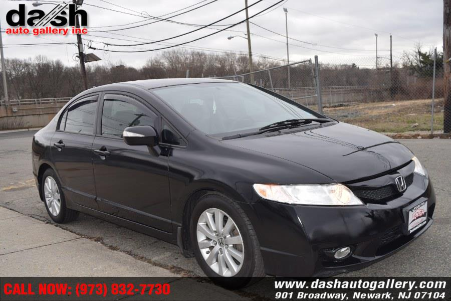 Used 2009 Honda Civic Sdn in Newark, New Jersey | Dash Auto Gallery Inc.. Newark, New Jersey