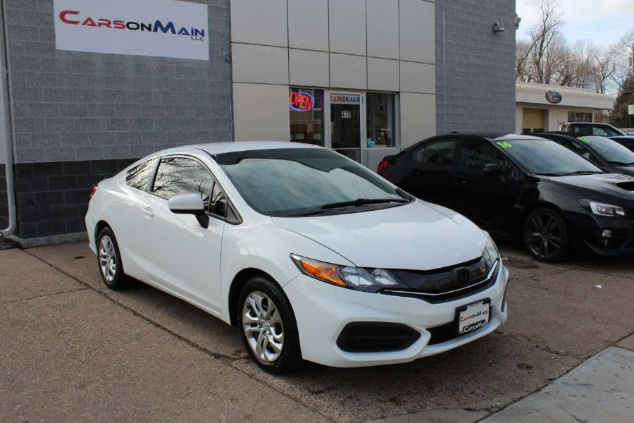 Used 2015 Honda Civic Coupe in Manchester, Connecticut | Carsonmain LLC. Manchester, Connecticut