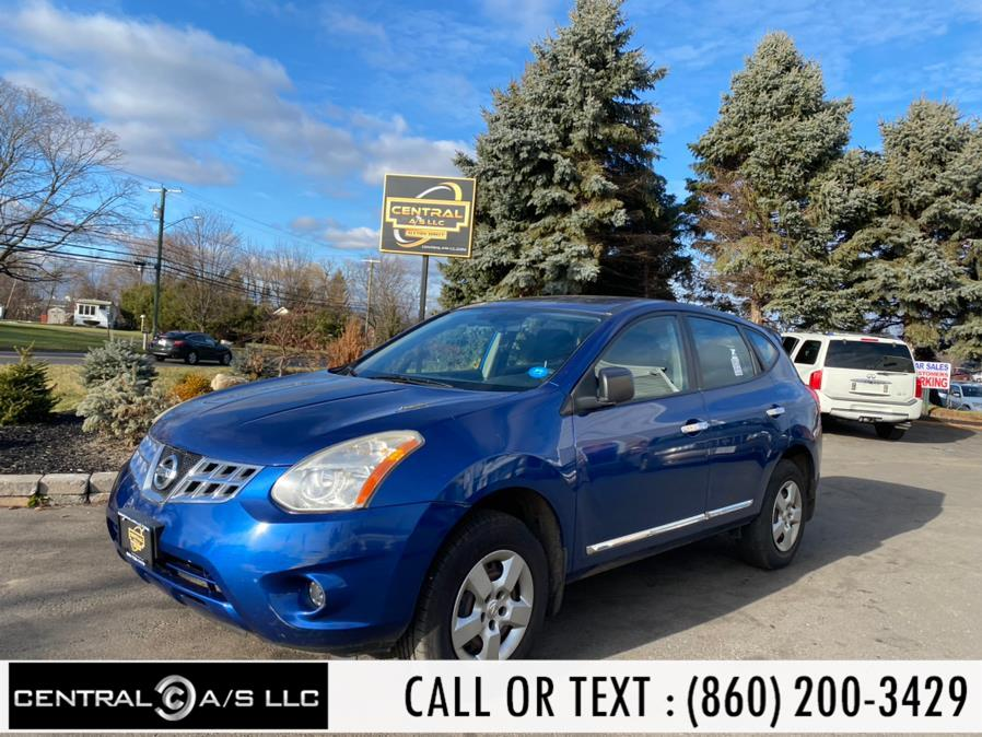Used 2011 Nissan Rogue in East Windsor, Connecticut | Central A/S LLC. East Windsor, Connecticut