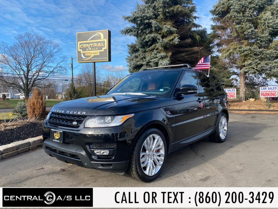 Used 2015 Land Rover Range Rover Sport in East Windsor, Connecticut | Central A/S LLC. East Windsor, Connecticut