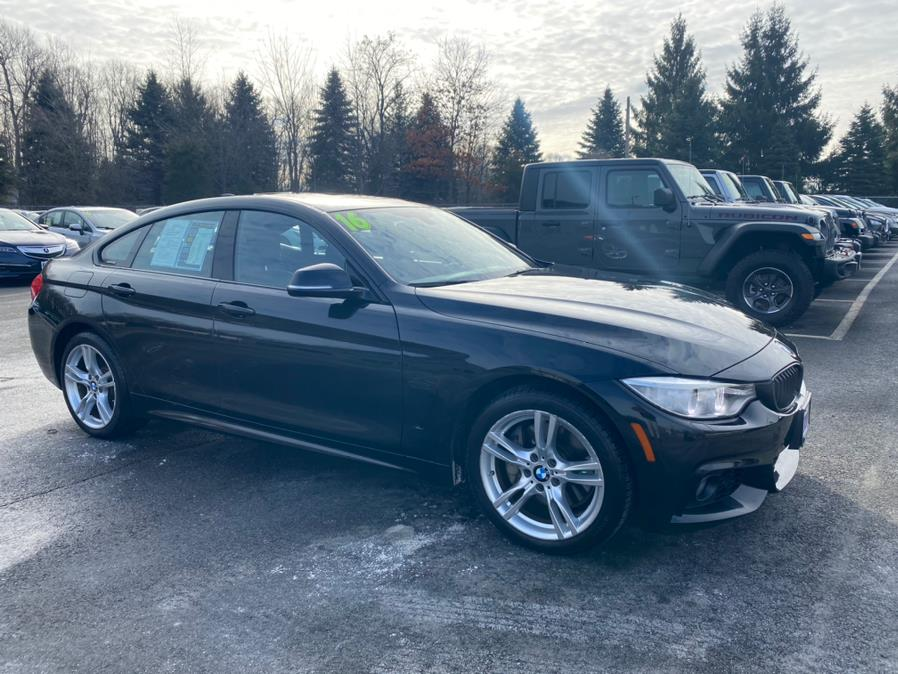 Used BMW 4 Series 4dr Sdn 428i xDrive AWD Gran Coupe SULEV 2016 | Tru Auto Mall. Berlin, Connecticut