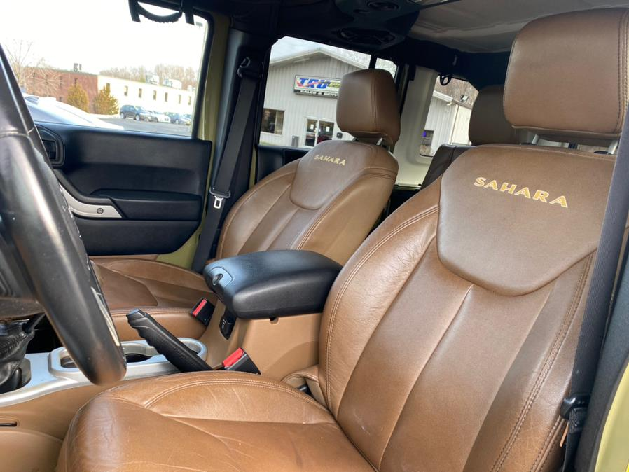 Used Jeep Wrangler Unlimited 4WD 4dr Sahara 2013 | Tru Auto Mall. Berlin, Connecticut