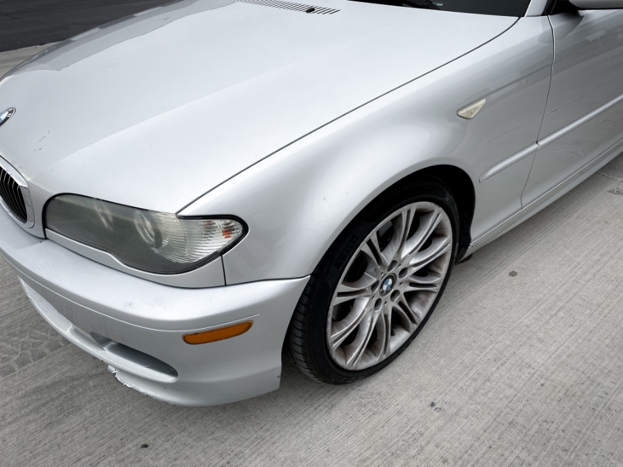 Used BMW 3 Series ZHP 330Ci 2dr Convertible 2005 | Guchon Imports. Salt Lake City, Utah