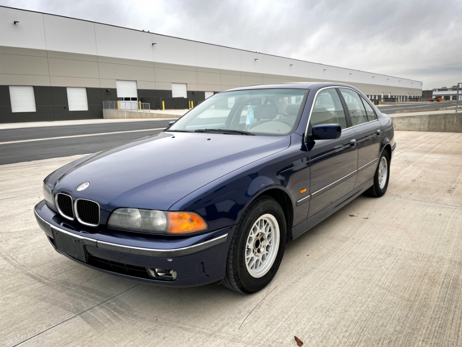 Used BMW 5 Series 528I 4dr Sdn Manual 1998 | Guchon Imports. Salt Lake City, Utah