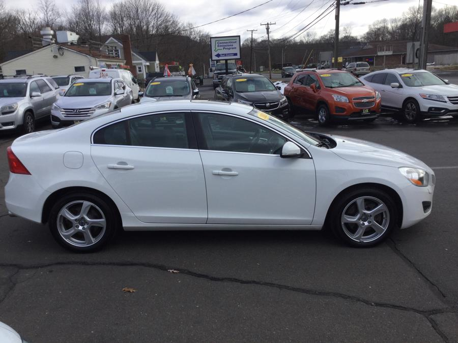 Used Volvo S60 4dr Sdn T5 FWD 2013 | L&S Automotive LLC. Plantsville, Connecticut