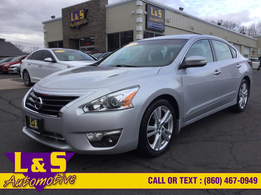 Used 2015 Nissan Altima in Plantsville, Connecticut | L&S Automotive LLC. Plantsville, Connecticut