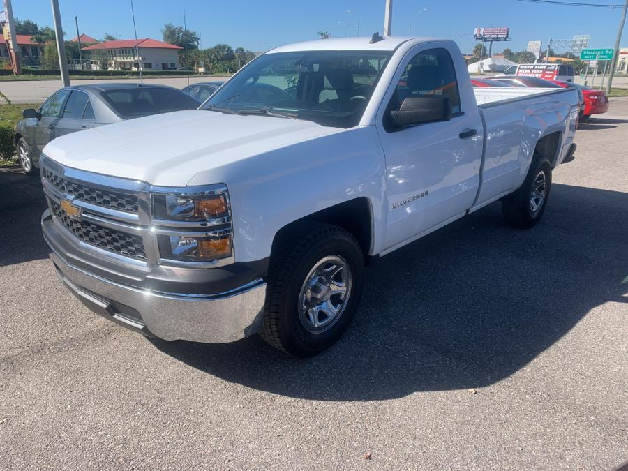 "Used Chevrolet Silverado 1500 2WD Reg Cab 133.0"" Work Truck w/2WT 2014 