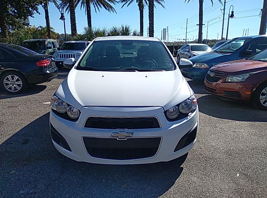 Used Chevrolet Sonic 4dr Sdn Auto LT 2013 | Central florida Auto Trader. Kissimmee, Florida