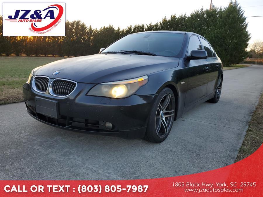 2007 BMW 5-Series 530i photo