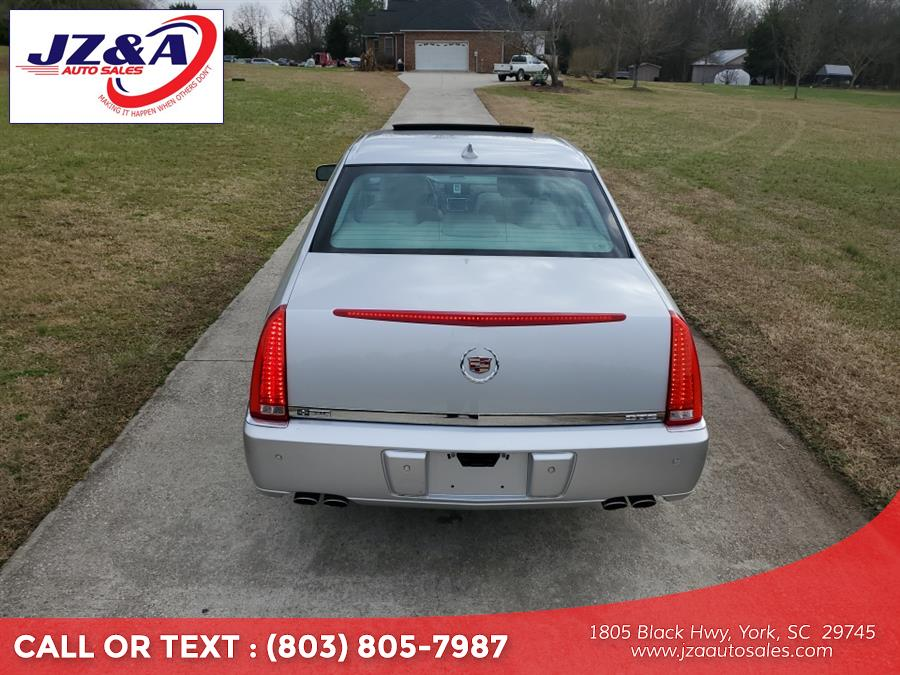 Used Cadillac DTS 4dr Sdn Luxury Collection 2011 | J Z & A Auto Sales LLC. York, South Carolina