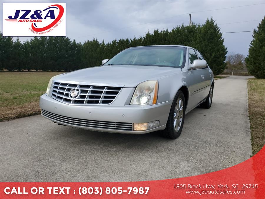 Used 2011 Cadillac DTS in York, South Carolina | J Z & A Auto Sales LLC. York, South Carolina