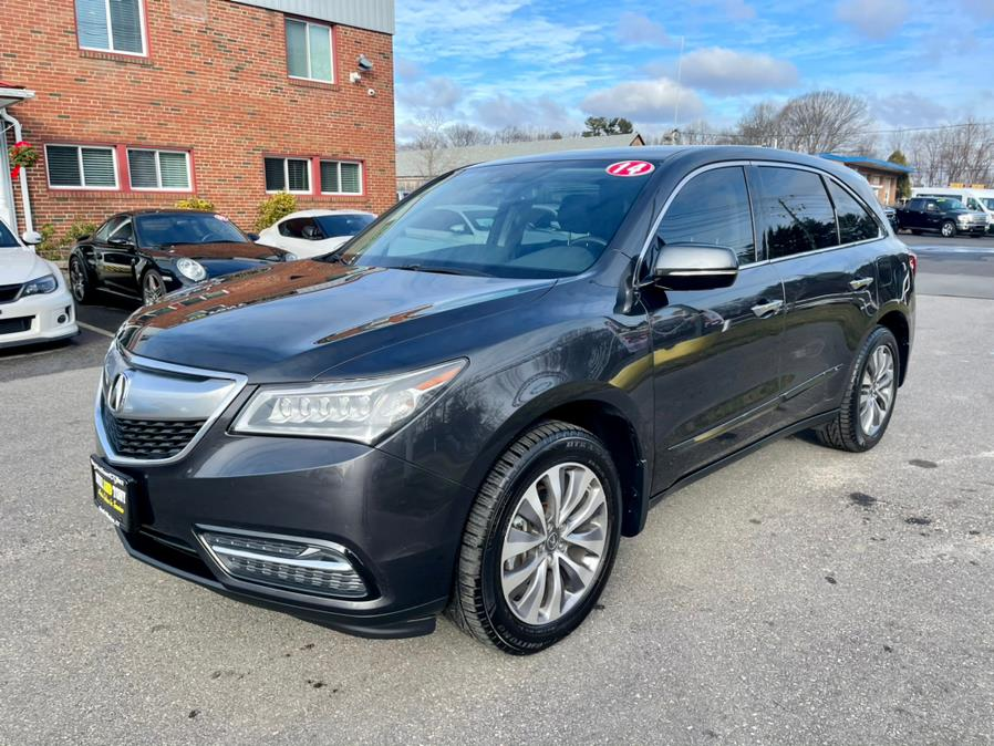 Used 2014 Acura MDX in South Windsor, Connecticut | Mike And Tony Auto Sales, Inc. South Windsor, Connecticut