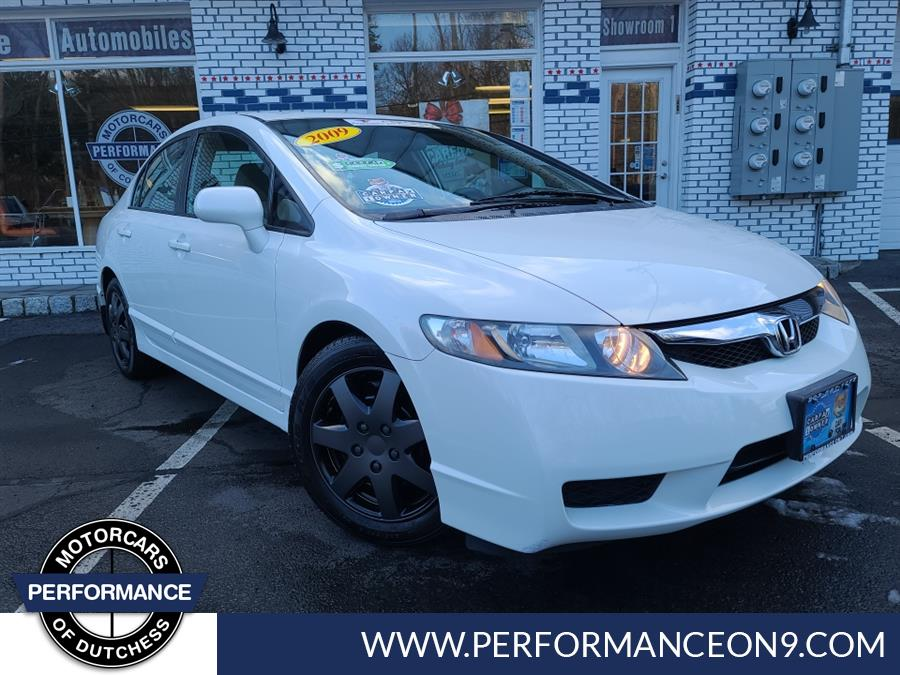 Used Honda Civic Sdn 4dr Auto LX 2009 | Performance Motorcars Inc. Wappingers Falls, New York