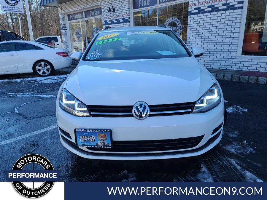 Used Volkswagen Golf SportWagen 1.8T S Auto 4MOTION 2017 | Performance Motorcars Inc. Wappingers Falls, New York