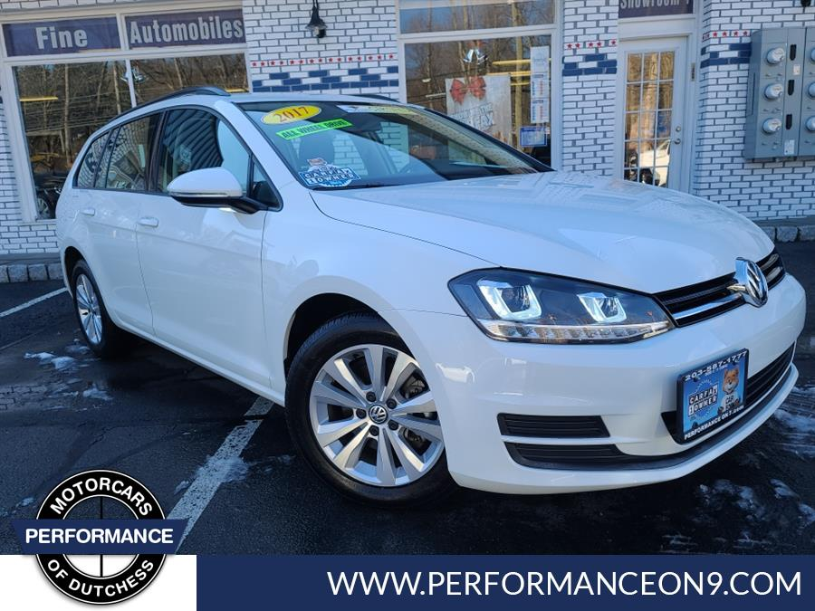 Used 2017 Volkswagen Golf SportWagen in Wappingers Falls, New York | Performance Motorcars Inc. Wappingers Falls, New York