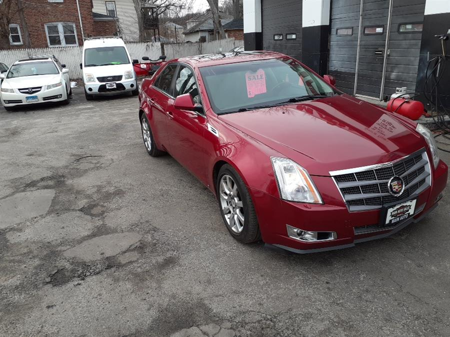 Used 2008 Cadillac CTS in Hartford, Connecticut | Main Auto Sales LLC. Hartford, Connecticut