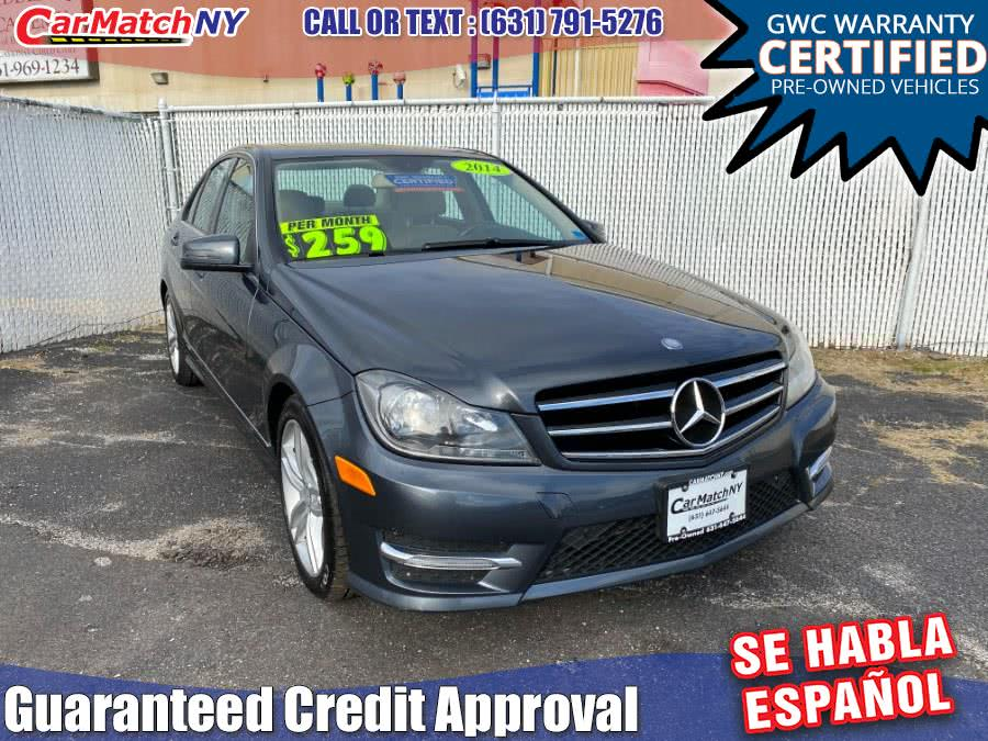 Used 2014 Mercedes-Benz C-Class in Bayshore, New York | Carmatch NY. Bayshore, New York
