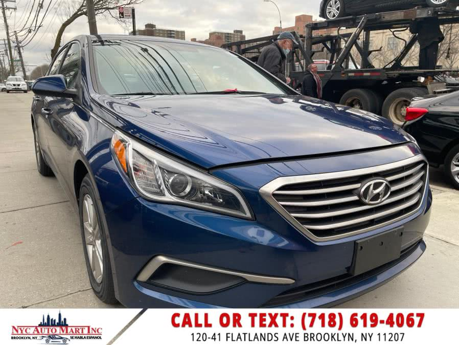 2016 Hyundai Sonata 4dr Sdn 2.4L SE, available for sale in Brooklyn, NY