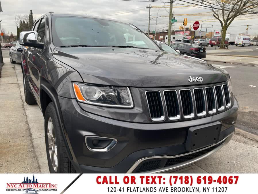 Used 2016 Jeep Grand Cherokee in Brooklyn, New York | NYC Automart Inc. Brooklyn, New York