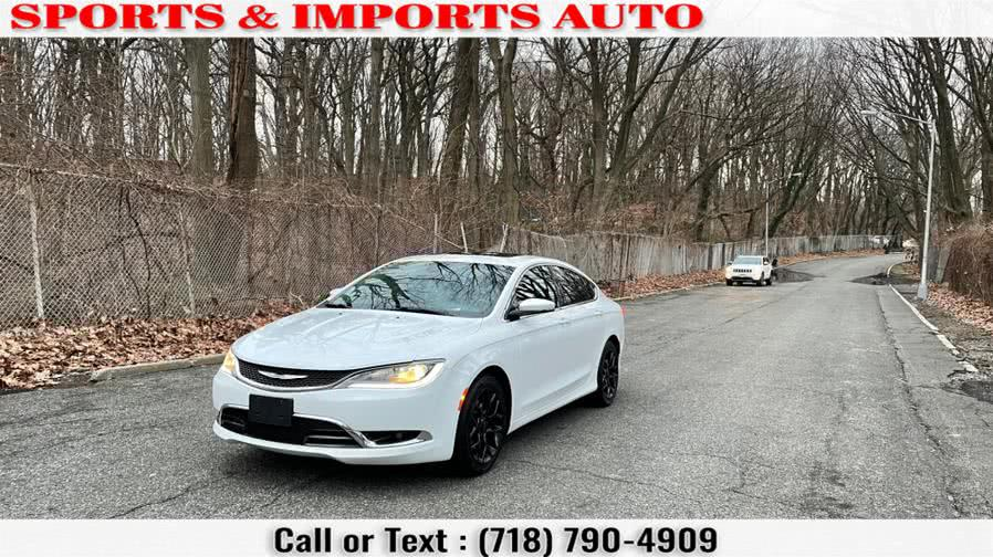 Used 2015 Chrysler 200 in Brooklyn, New York | Sports & Imports Auto Inc. Brooklyn, New York