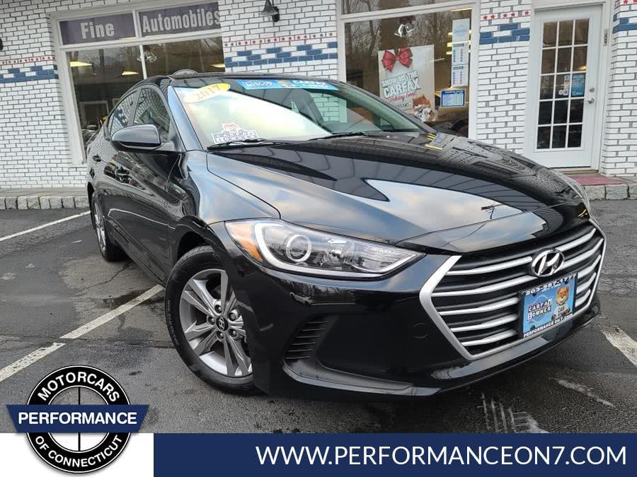 Used Hyundai Elantra SEL 2.0L Auto (Ulsan) 2018 | Performance Motor Cars. Wilton, Connecticut