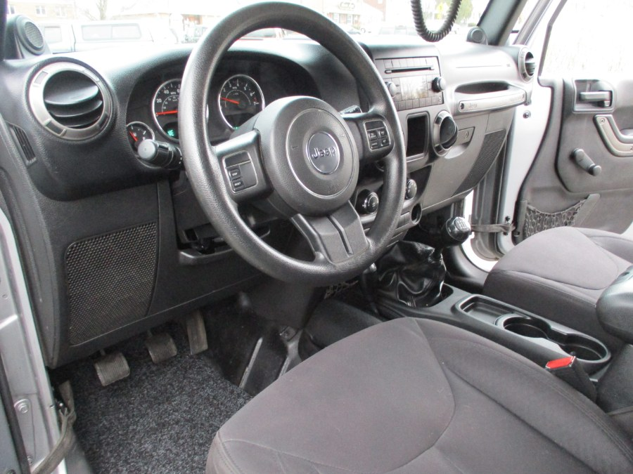 Used Jeep Wrangler 4WD 2dr Sport 2013 | Suffield Auto Sales. Suffield, Connecticut