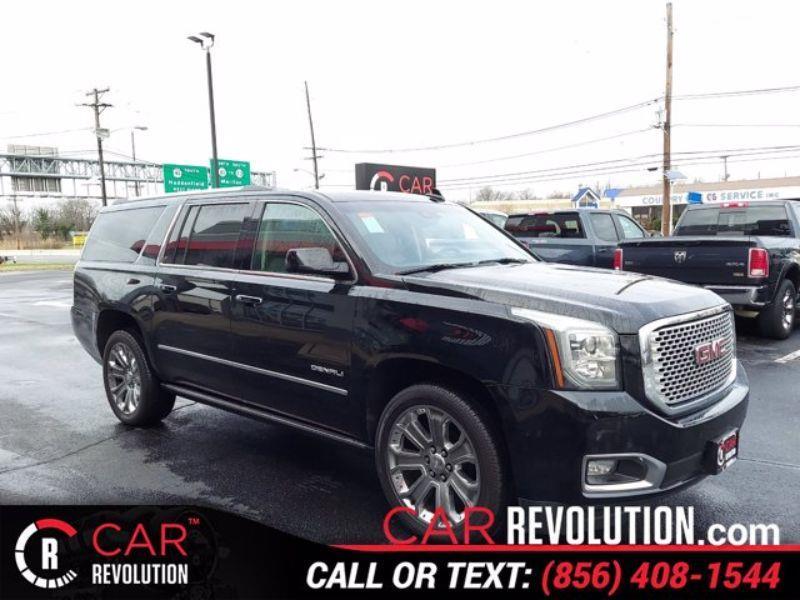 Used 2016 GMC Yukon Xl in Maple Shade, New Jersey   Car Revolution. Maple Shade, New Jersey