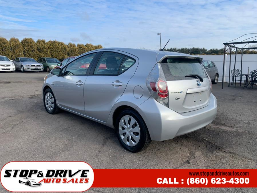 Used Toyota Prius c 5dr HB One (Natl) 2012 | Stop & Drive Auto Sales. East Windsor, Connecticut