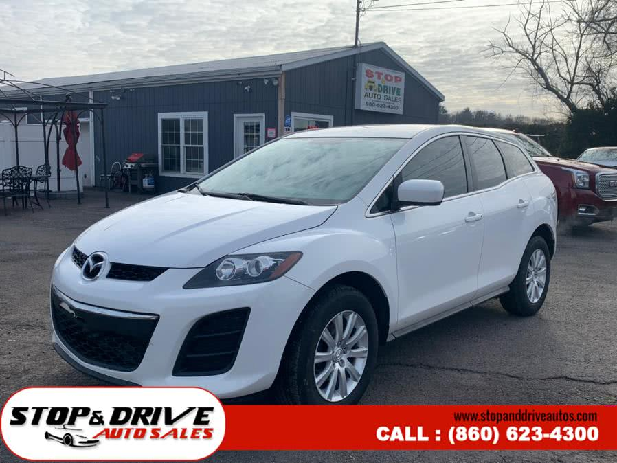 Used Mazda CX-7 FWD 4dr i SV 2010 | Stop & Drive Auto Sales. East Windsor, Connecticut