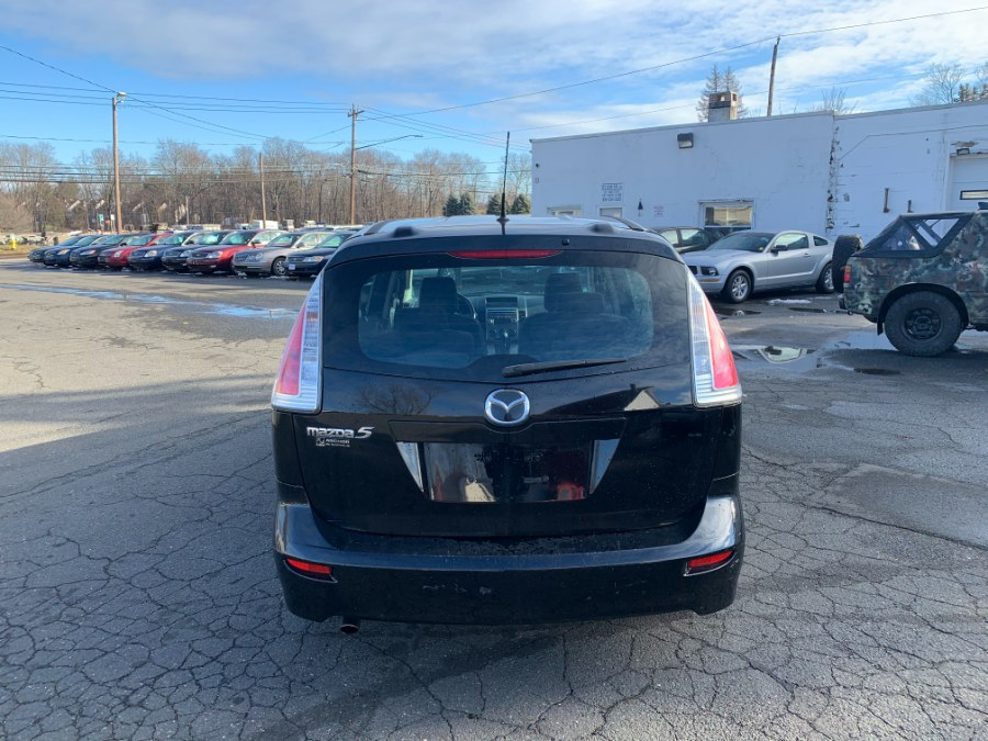 Used Mazda Mazda5 4dr Wgn Auto Grand Touring 2010 | CT Car Co LLC. East Windsor, Connecticut