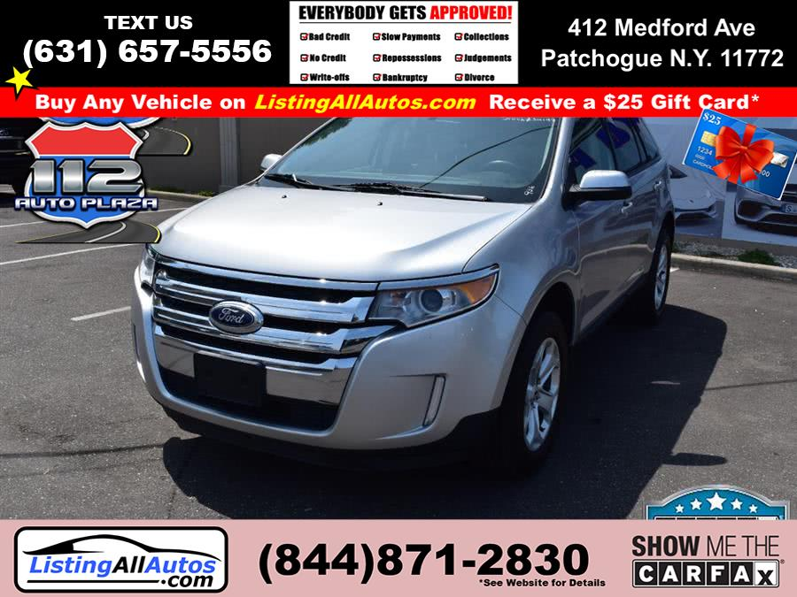 Used Ford Edge 4dr SEL AWD 2014 | www.ListingAllAutos.com. Patchogue, New York
