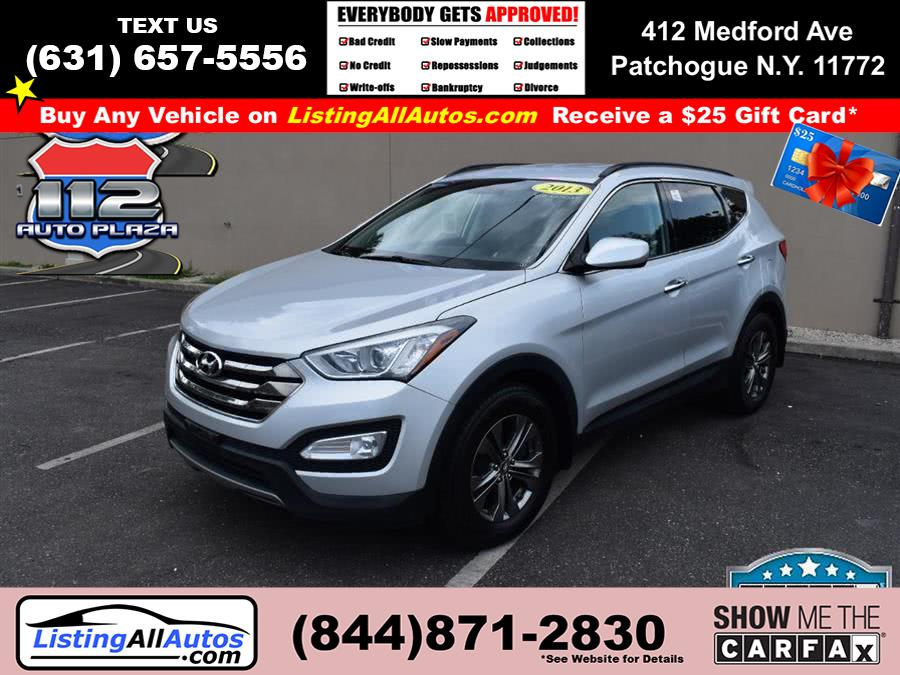 Used 2013 Hyundai Santa Fe in Patchogue, New York | www.ListingAllAutos.com. Patchogue, New York