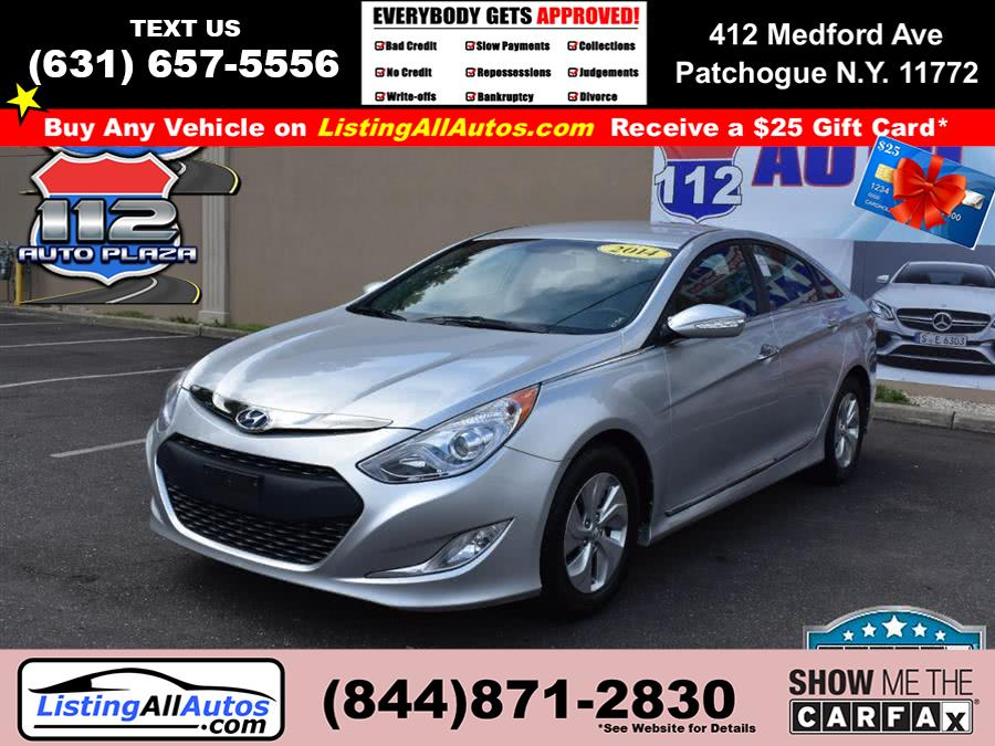 Used 2014 Hyundai Sonata Hybrid in Patchogue, New York | www.ListingAllAutos.com. Patchogue, New York
