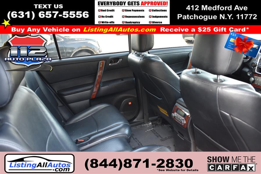 Used Toyota Highlander 4WD 4dr V6  Limited (Natl) 2013 | www.ListingAllAutos.com. Patchogue, New York