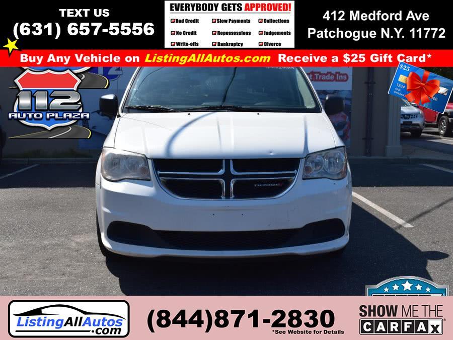 Used Dodge Grand Caravan 4dr Wgn American Value Pkg 2014 | www.ListingAllAutos.com. Patchogue, New York
