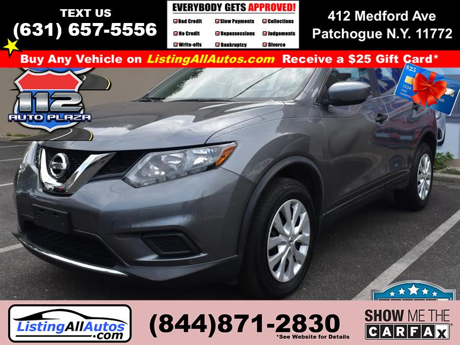 Used Nissan Rogue SL AWD 2016 | www.ListingAllAutos.com. Patchogue, New York