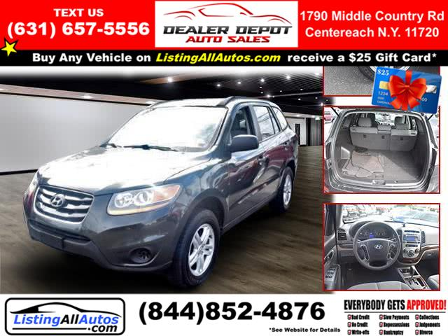 Used 2010 Hyundai Santa Fe in Patchogue, New York | www.ListingAllAutos.com. Patchogue, New York