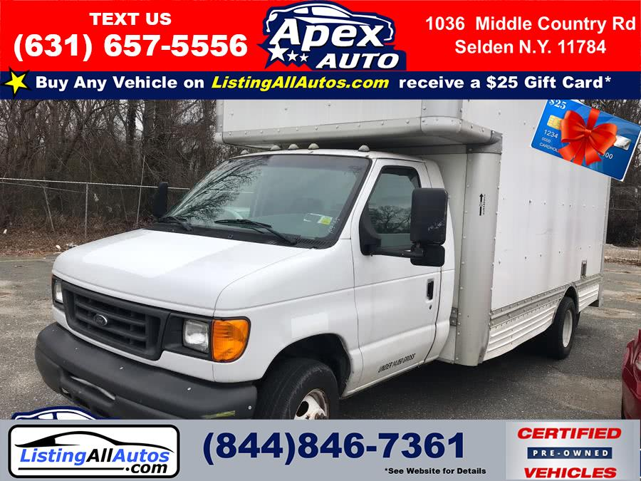 Used 2006 Ford Econoline Commercial Cutaway in Patchogue, New York | www.ListingAllAutos.com. Patchogue, New York