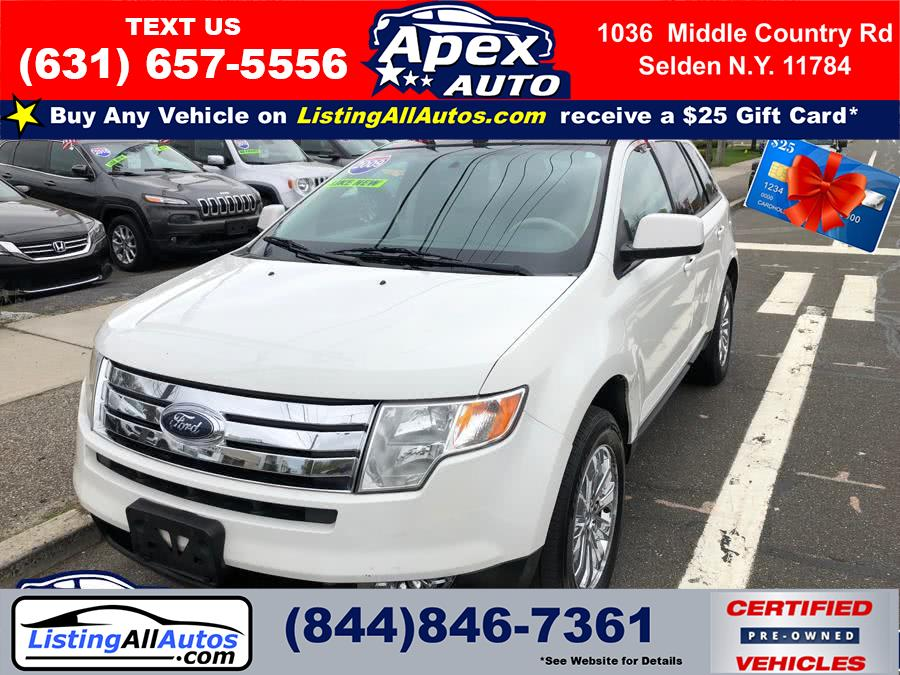Used Ford Edge 4dr SEL AWD 2009 | www.ListingAllAutos.com. Patchogue, New York