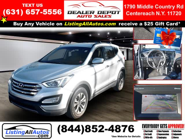Used 2016 Hyundai Santa Fe Sport in Deer Park, New York | www.ListingAllAutos.com. Deer Park, New York