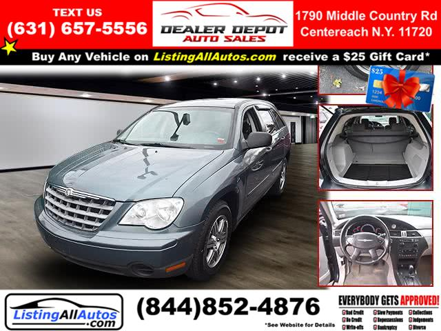 Used 2007 Chrysler Pacifica in Deer Park, New York | www.ListingAllAutos.com. Deer Park, New York