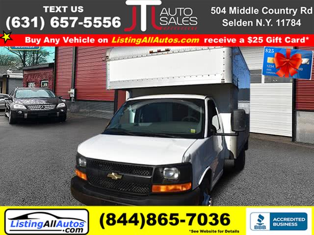 Used 2006 Chevrolet Express Commercial Cutaway in Patchogue, New York | www.ListingAllAutos.com. Patchogue, New York