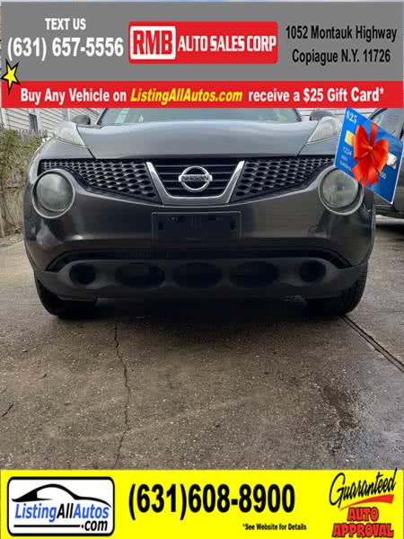 Used Nissan Juke S AWD 4dr Crossover 2012 | www.ListingAllAutos.com. Patchogue, New York