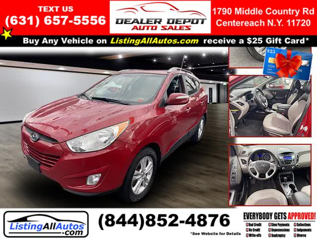 Used 2013 Hyundai Tucson in Patchogue, New York | www.ListingAllAutos.com. Patchogue, New York