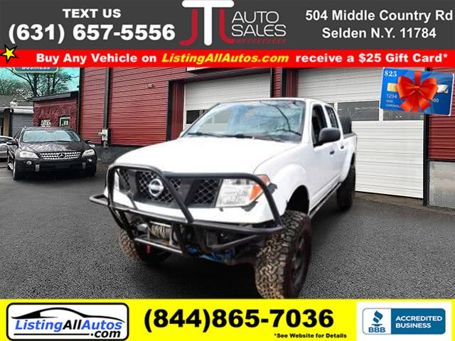 Used 2007 Nissan Frontier in Patchogue, New York | www.ListingAllAutos.com. Patchogue, New York