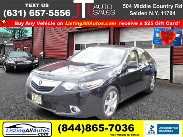 Used 2014 Acura Tsx in Deer Park, New York | www.ListingAllAutos.com. Deer Park, New York