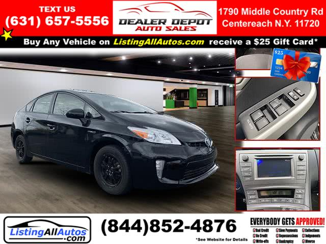 Used 2012 Toyota Prius in Patchogue, New York | www.ListingAllAutos.com. Patchogue, New York
