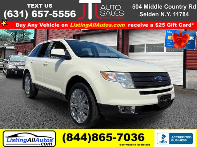 Used Ford Edge 4dr Limited AWD 2008 | www.ListingAllAutos.com. Patchogue, New York